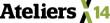 Logo ateliers A4